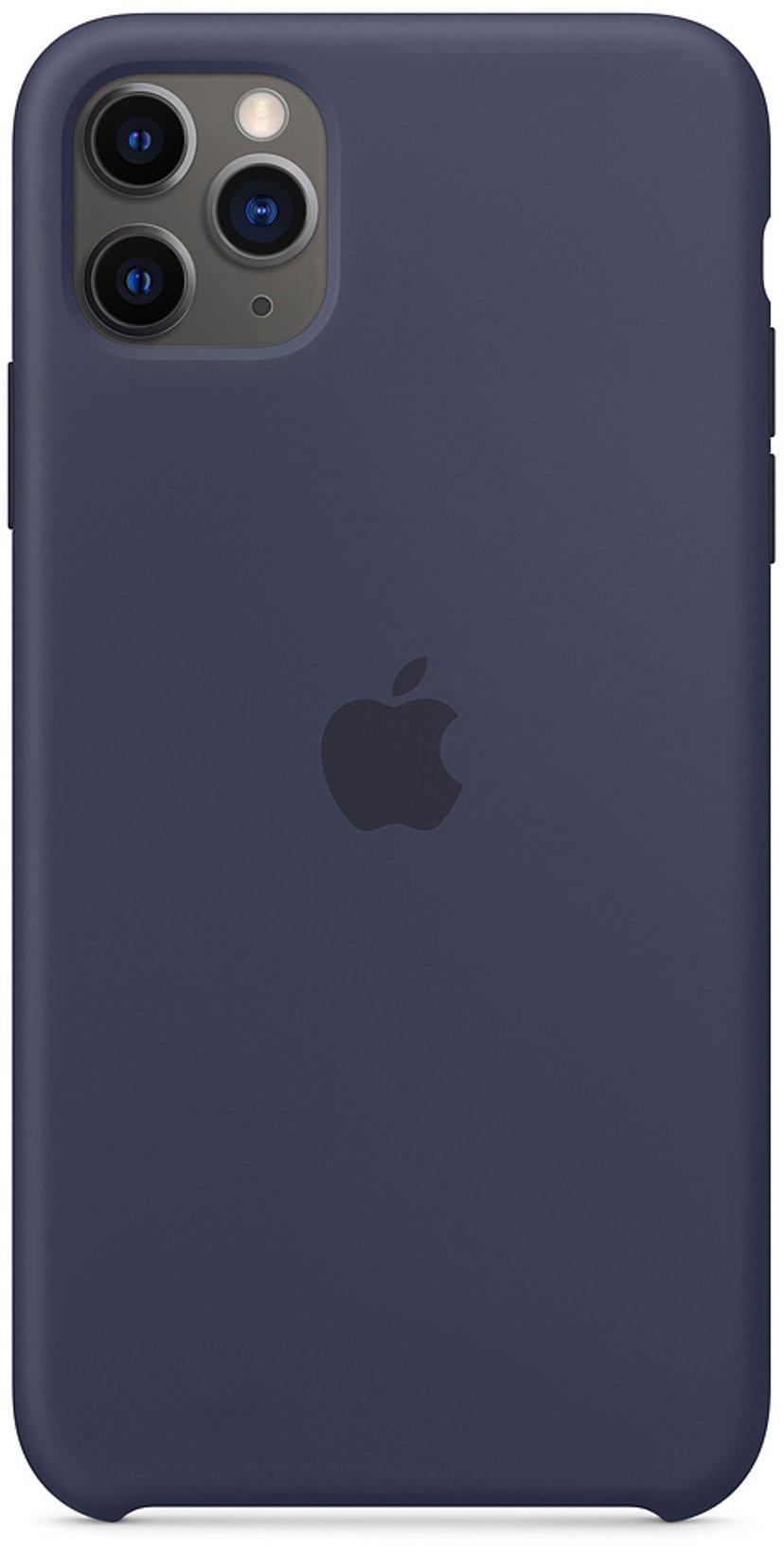 Apple Baksidesskydd för mobiltelefon iPhone 11 Pro Max Midnattsblå