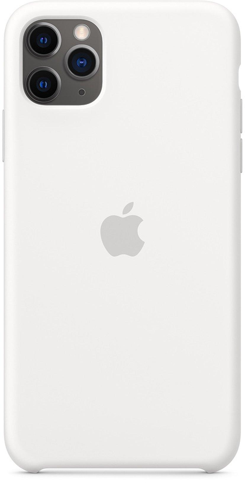 Apple Back cover til mobiltelefon iPhone 11 Pro Max Hvid