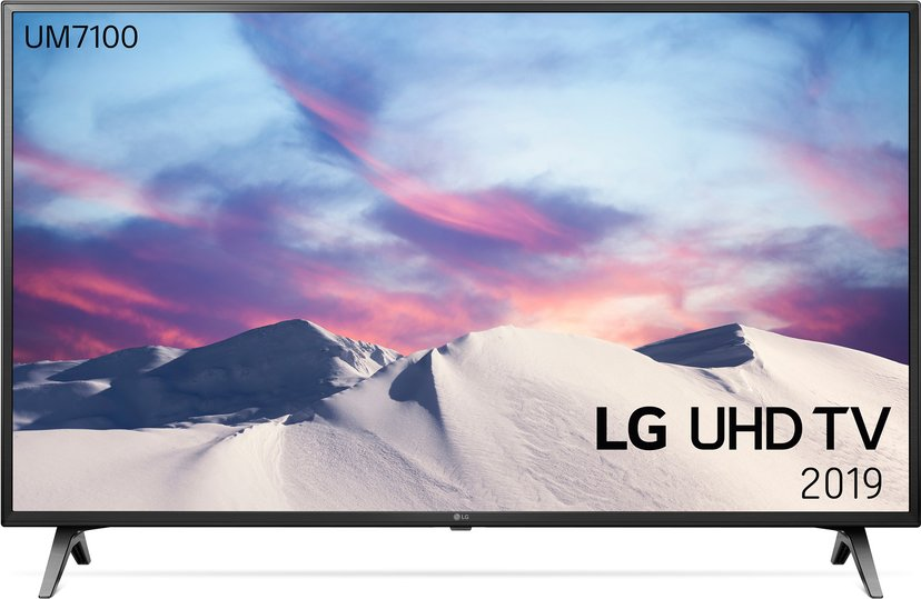 "LG 49UM7100PLB 49"" 4K SMART LED"
