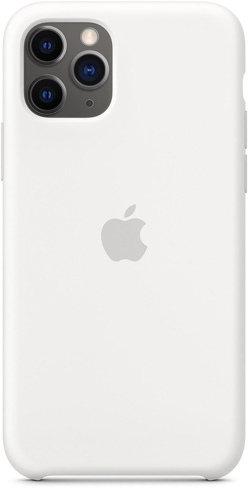 Apple Back cover til mobiltelefon iPhone 11 Pro Hvid