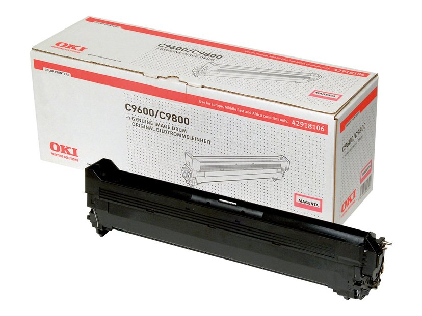 OKI Tromle Magenta - C9600/9800