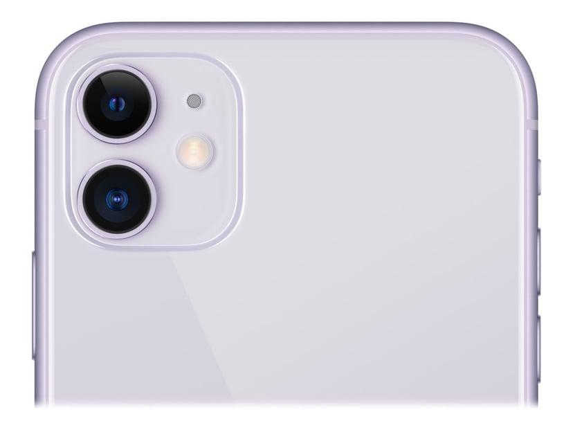 Apple iPhone 11 128GB Dual-SIM Lilla