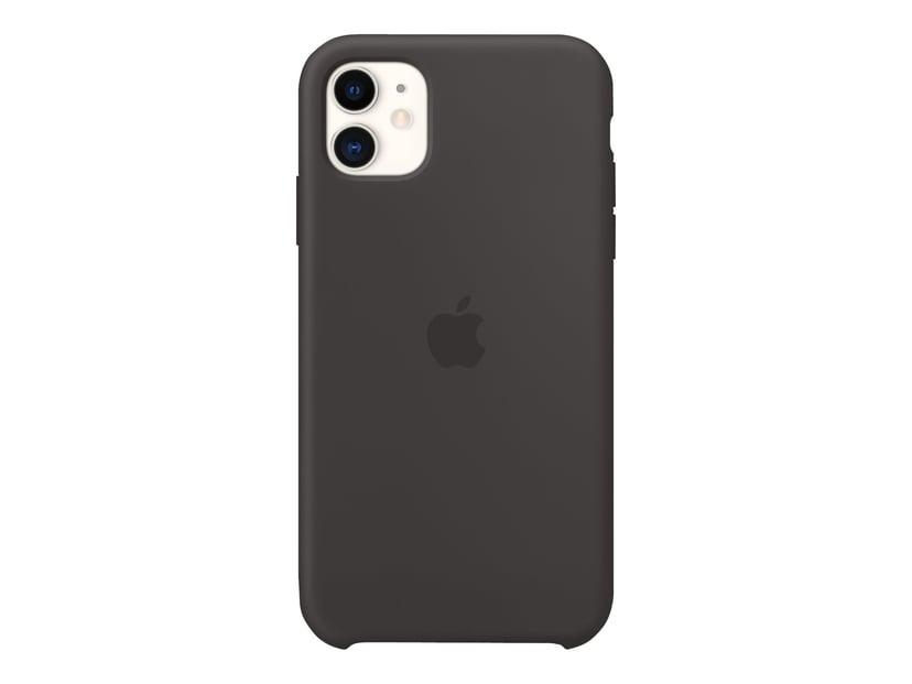 Apple Baksidedeksel for mobiltelefon iPhone 11 Svart