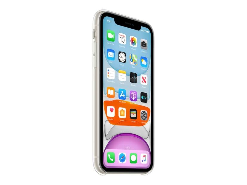 Apple Baksidesskydd för mobiltelefon Klar iPhone 11