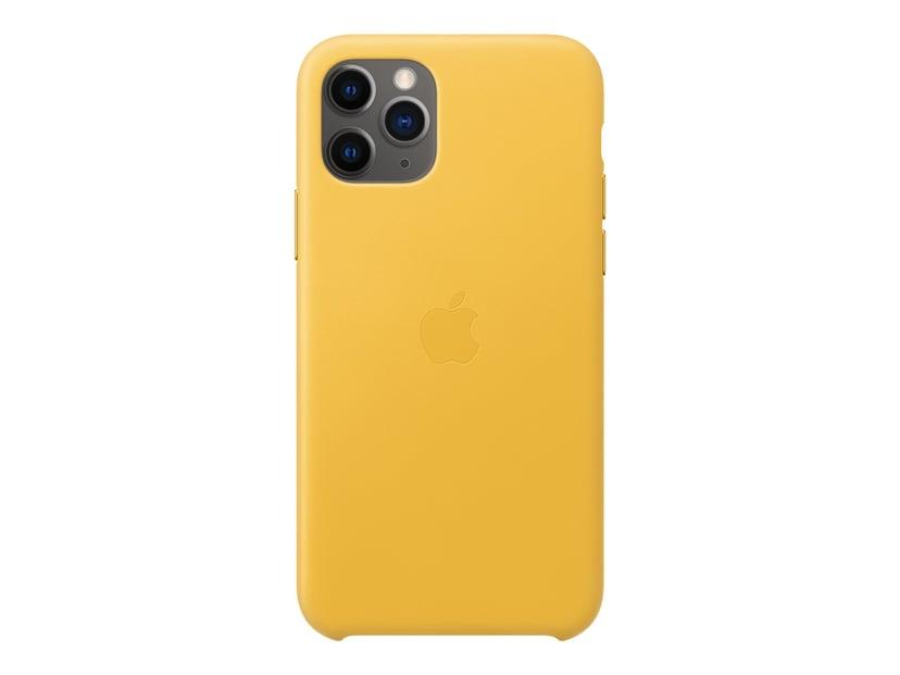 Apple Back cover til mobiltelefon iPhone 11 Pro Citron