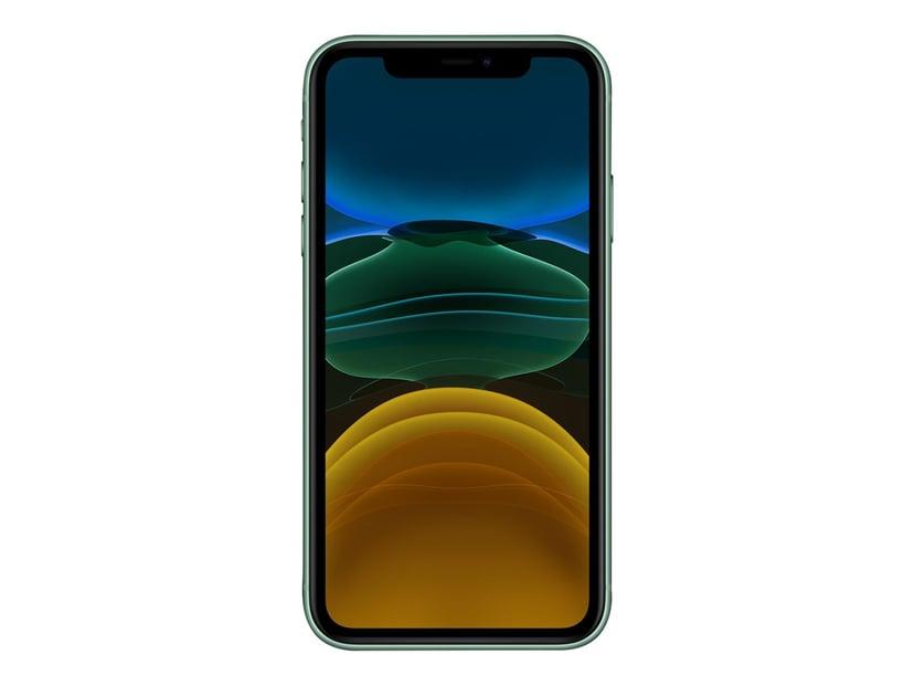 Apple iPhone 11 128GB Kaksois-SIM Vihreä