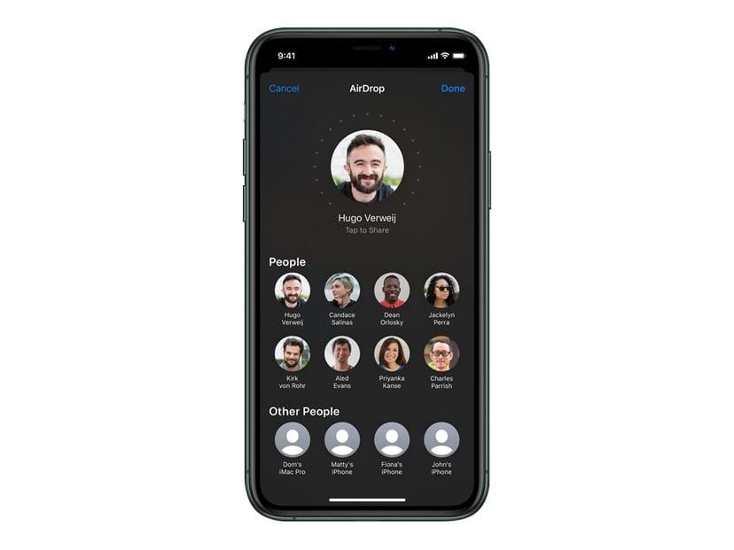 Apple iPhone 11 Pro Max 256GB Dual-SIM Grön