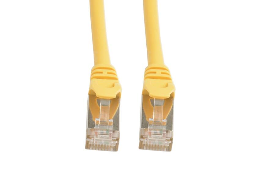 Prokord TP-Cable S/FTP RJ-45 RJ-45 CAT 6a 3m Keltainen