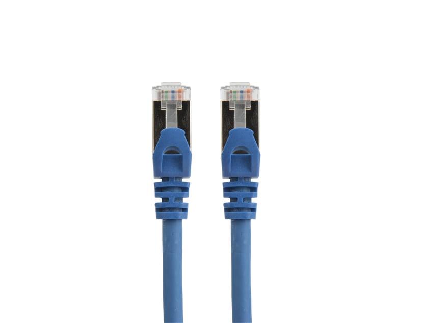 Prokord TP-Cable S/FTP Blå RJ-45 RJ-45 CAT 6a 0.3m
