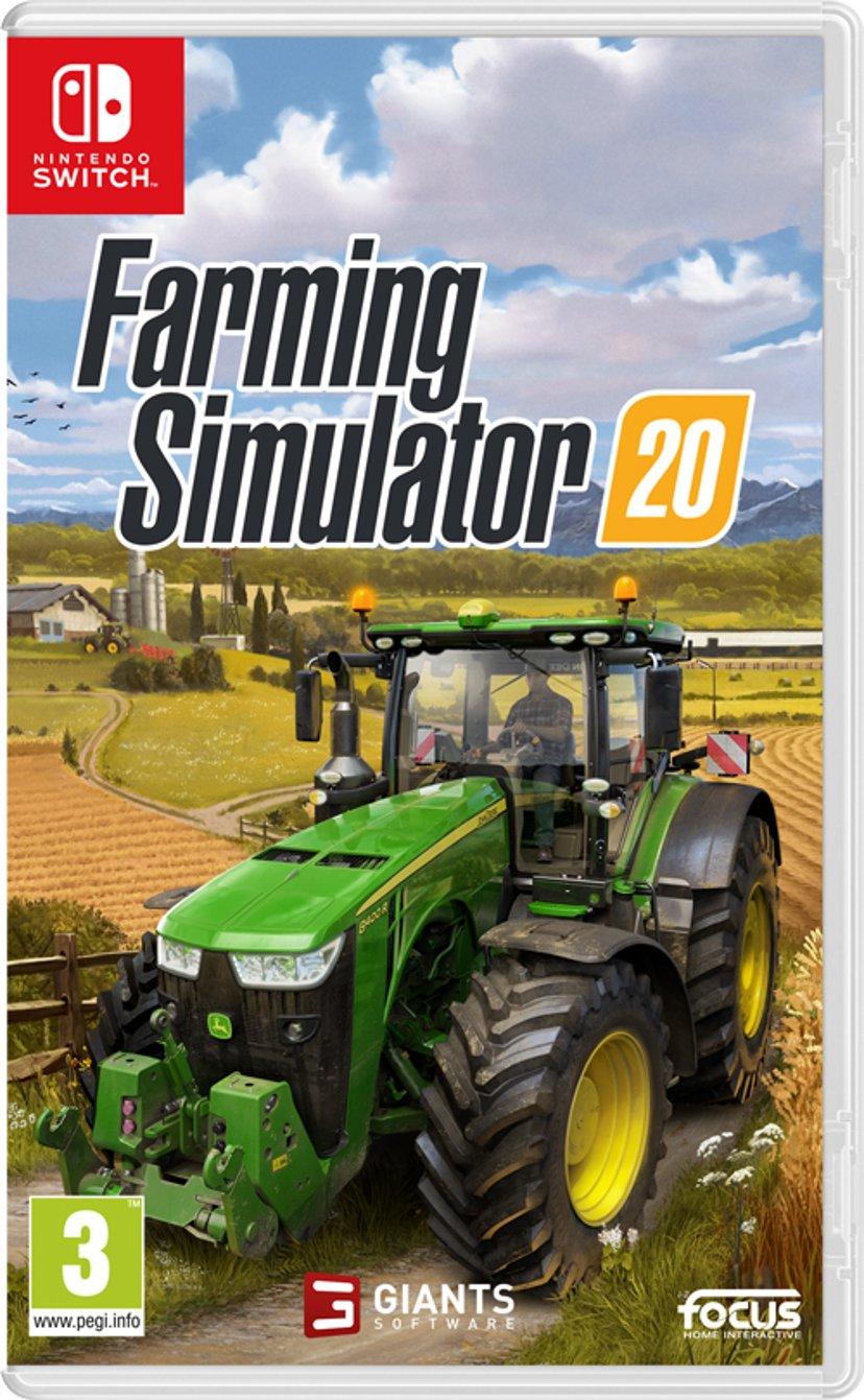 Focus Home Interactive Farming Simulator 20
