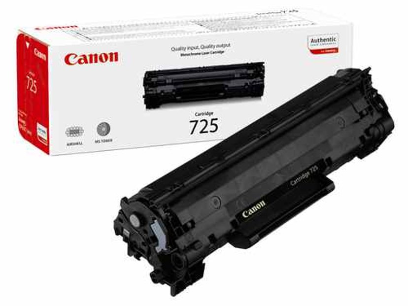Canon Toner Sort 1,6k Type 725 - LBP 6000