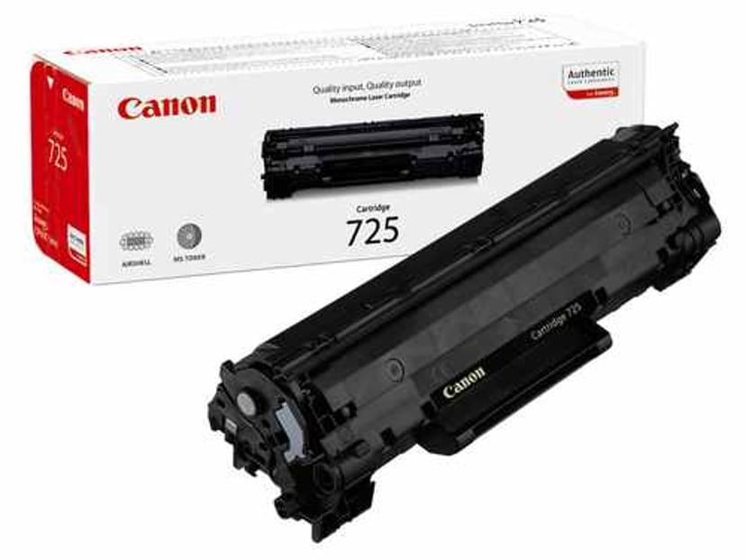Canon Toner Zwart 1,6k Type 725 - LBP 6000