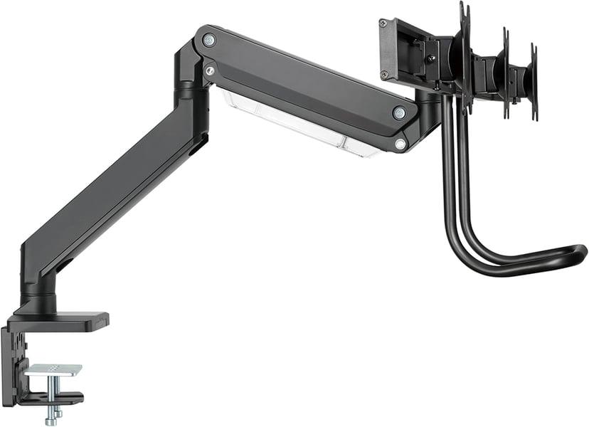 """Prokord O4 VESA Gas Lift Arm 10""""-27"""" Triple Fixed Premium"""