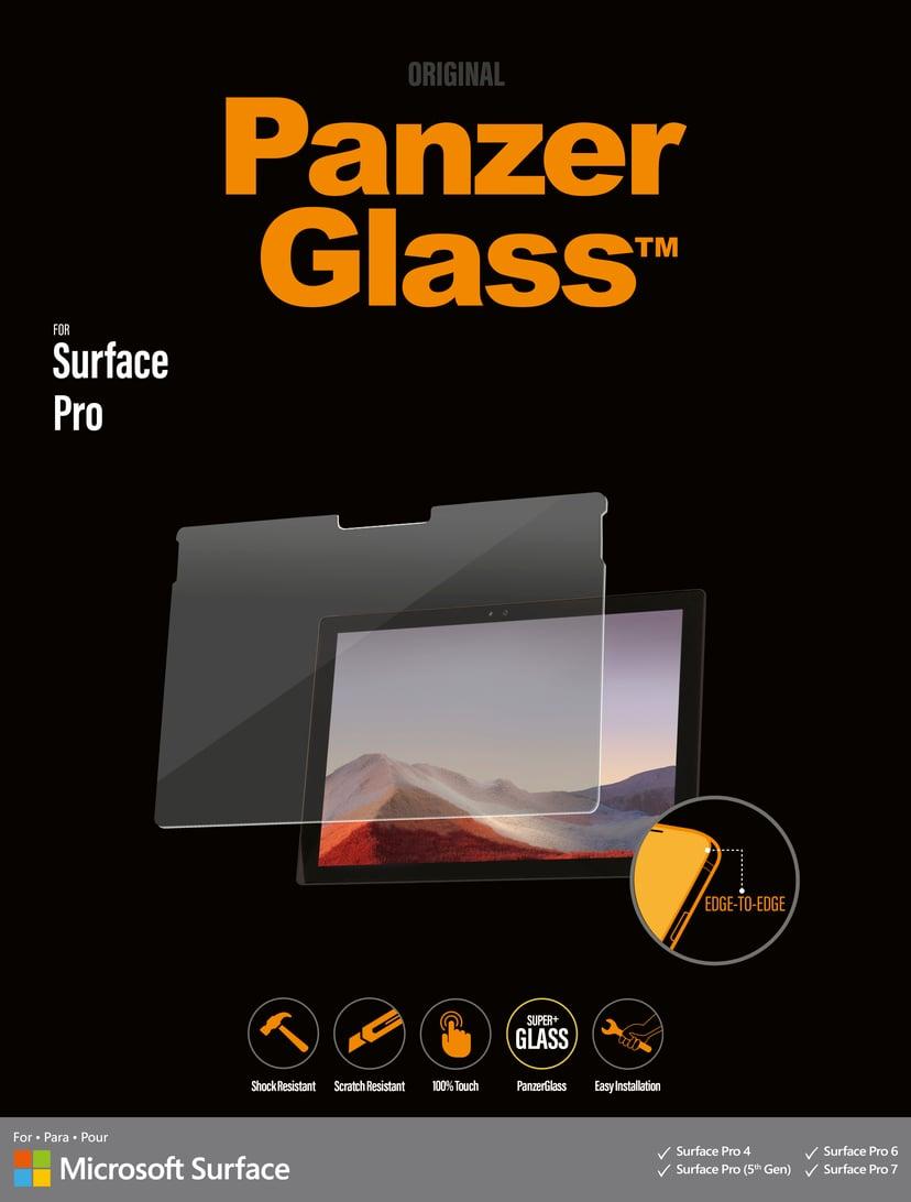 Panzerglass Skjermbeskyttelse Microsoft Surface 5, Microsoft Surface 6, Microsoft Surface Pro 4