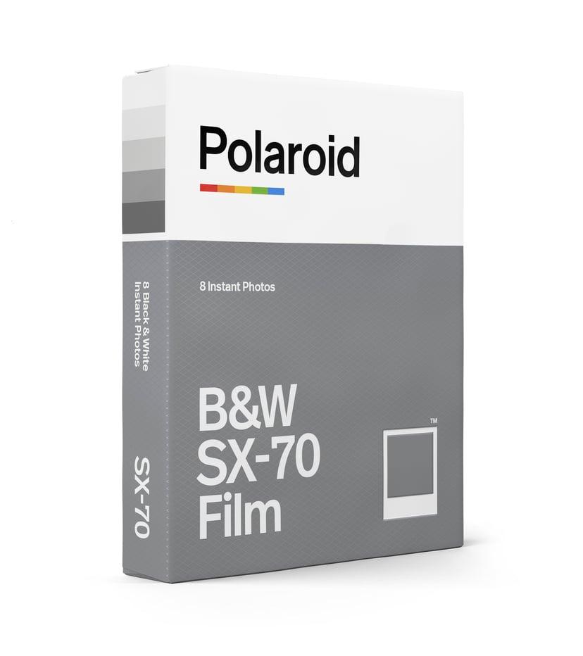 Polaroid B&W Film For Sx-70