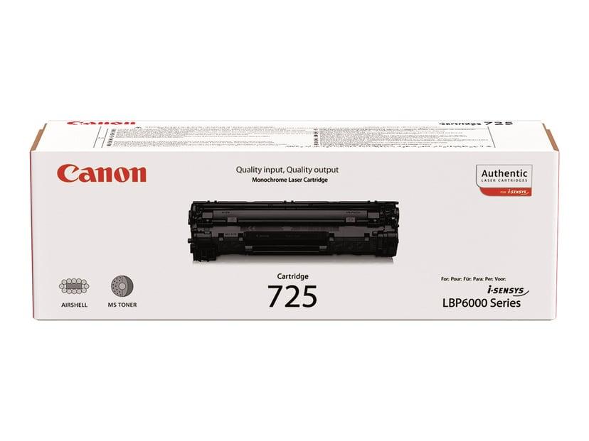 Canon Toner Sort 1,6k Type 725 - LBP 6000