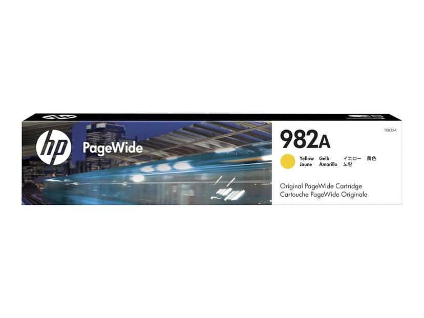 HP Bläck Gul 982A 70ml - T0b25A