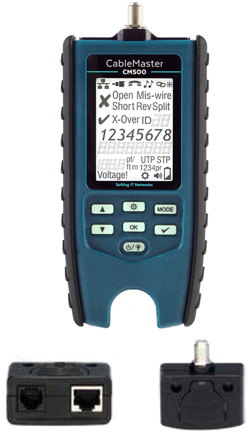 Direktronik CableMaster 500 med CT15-probe