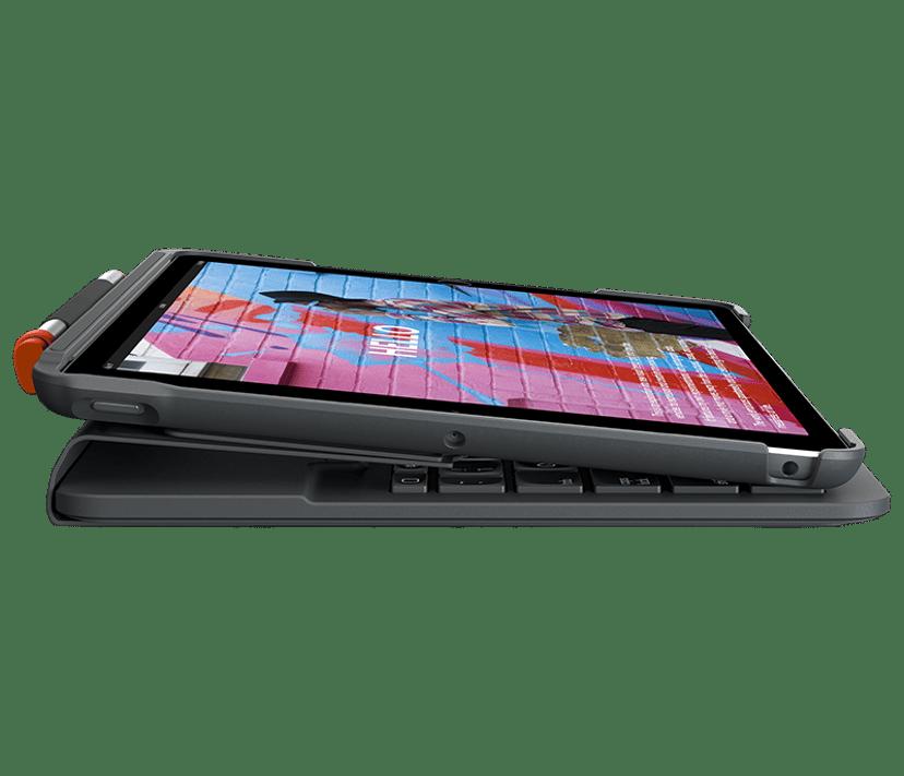 Logitech Slim Folio till iPad 7:e och 8:e Gen
