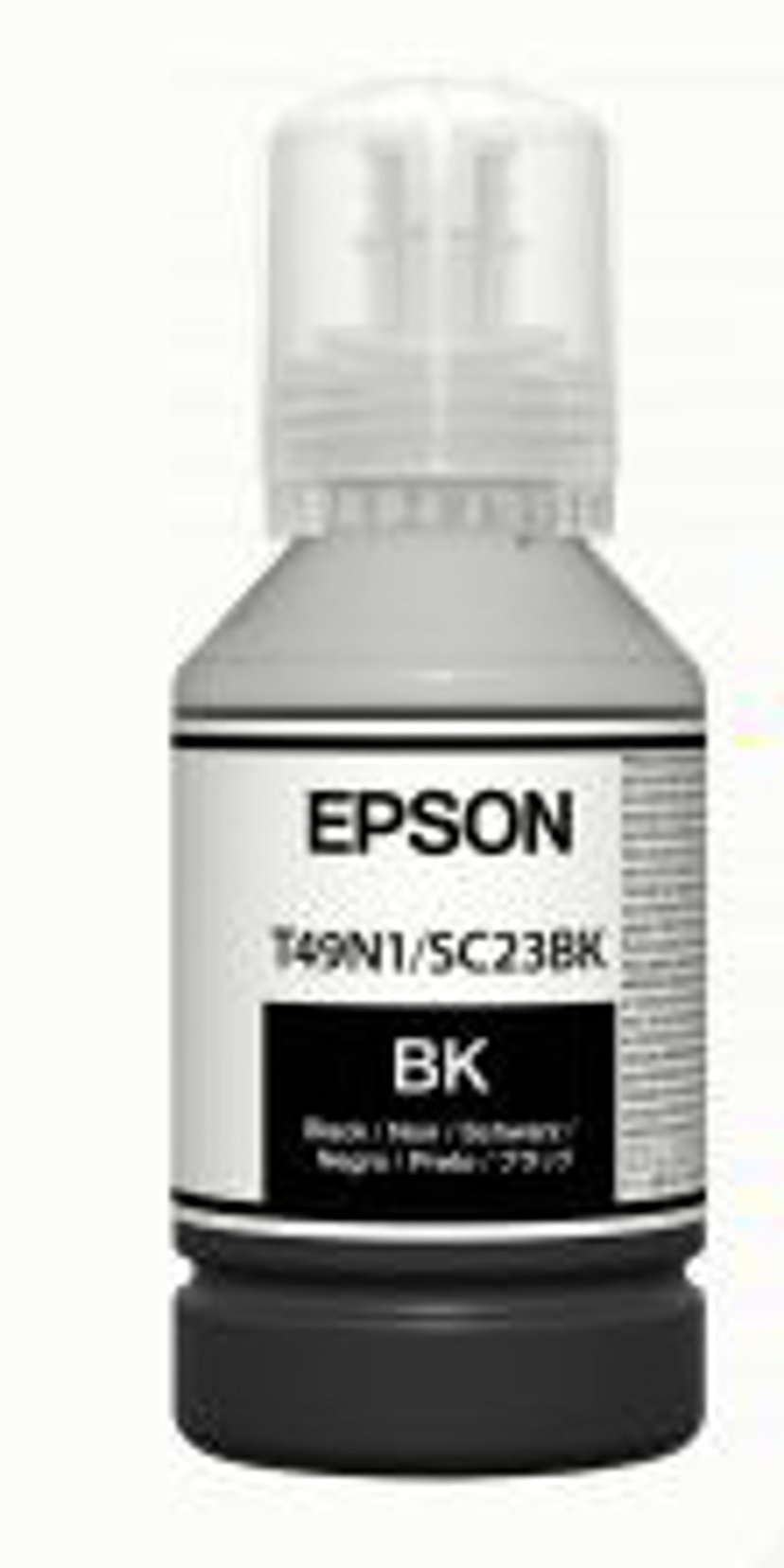Epson Blekk Svart 140ml - T3100x
