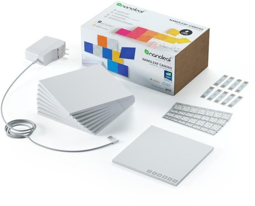 Nanoleaf Canvas Smarter Kit 9 pack