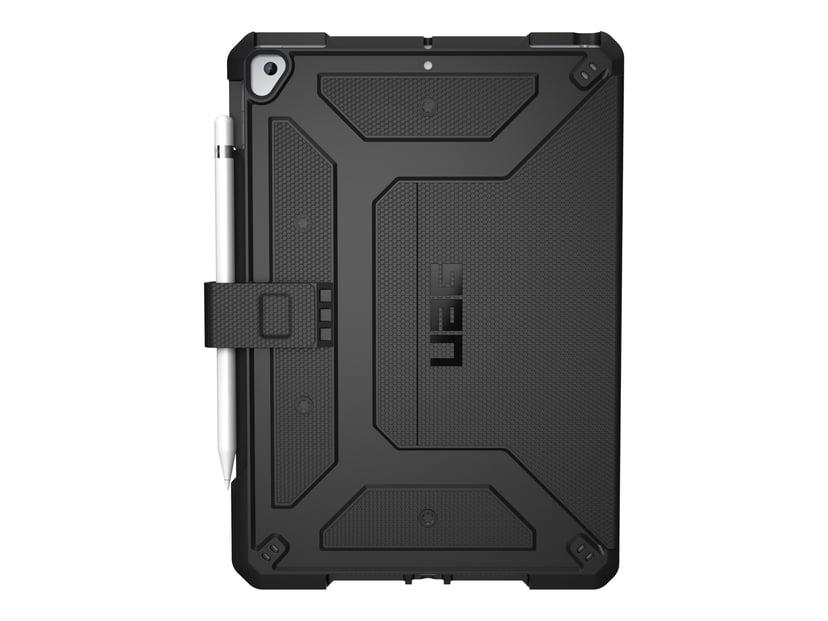 Urban Armor Gear UAG Metropolis Series iPad 7th gen (2019), iPad 8th gen (2020) Musta