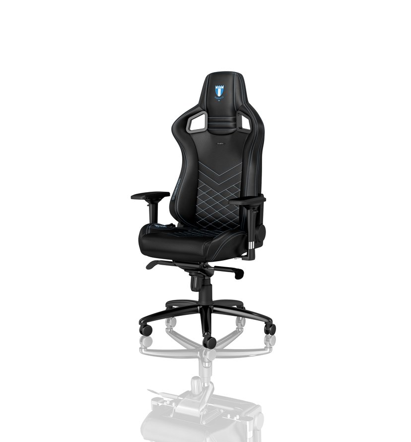 Noblechairs EPIC Faux Leather Malmö FF Edition
