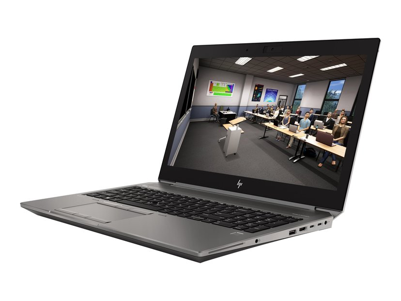 """HP ZBook 15 G6 Mobile Workstation Core i7 32GB 1024GB SSD 15.6"""""""