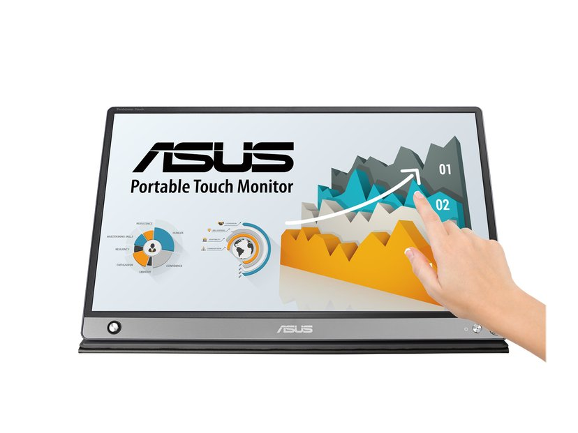 "ASUS ZenScreen Touch MB16AMT FHD 15,6"" 15.6"" 1920 x 1080 16:9"