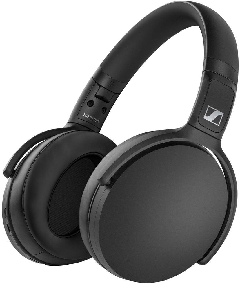 SENNHEISER HD 350BT Wireless Black Musta
