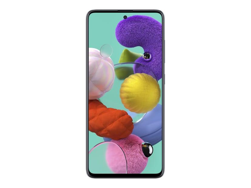 Samsung Galaxy A51 128GB Dual-SIM Prisma crush-zwart
