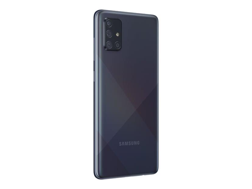 Samsung Galaxy A71 128GB Dual-SIM Prisma crush-zwart