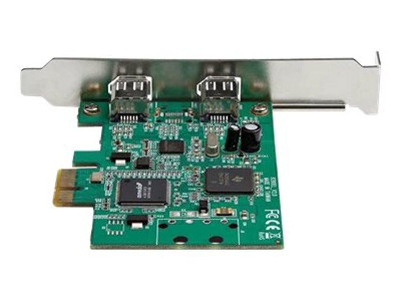 Startech 2 Port 1394a PCI Express FireWire Card