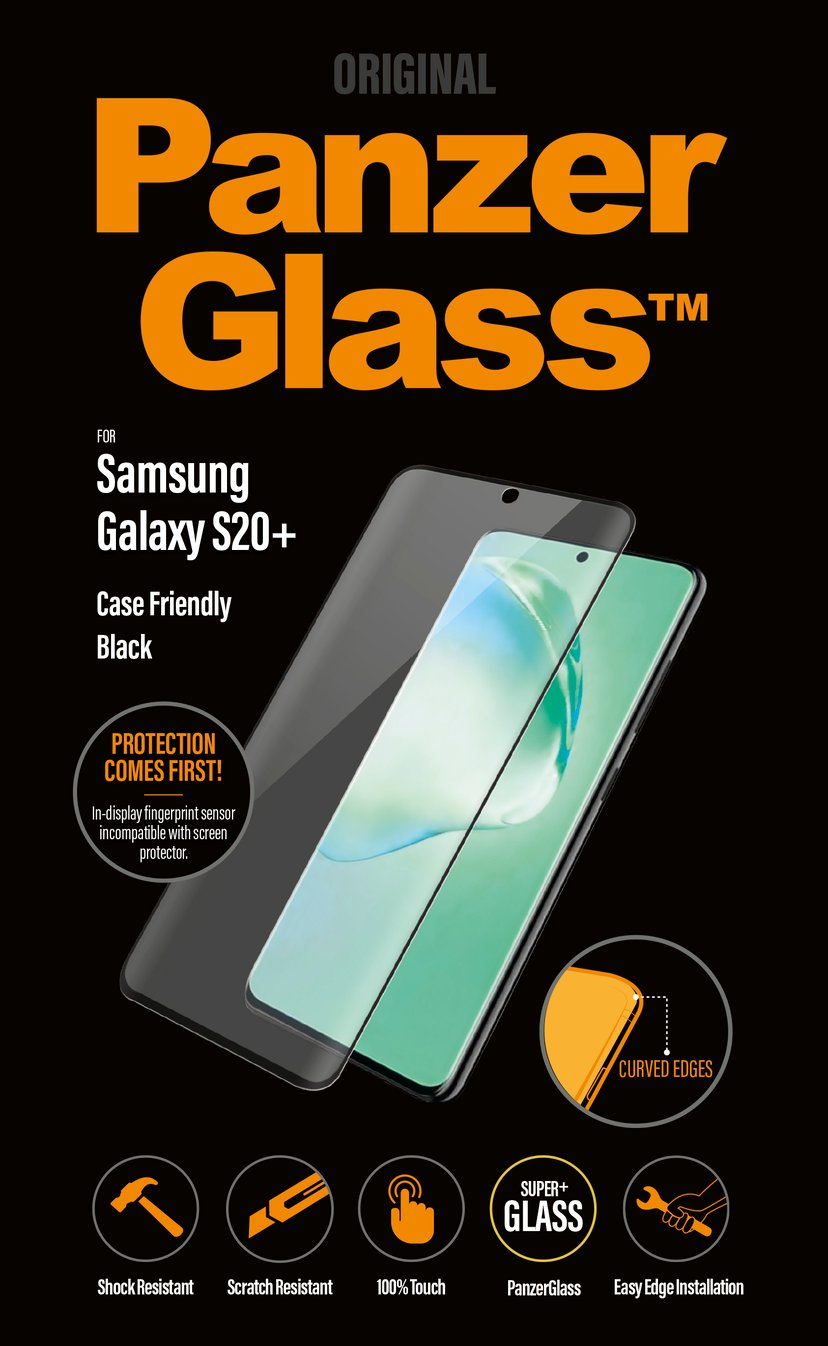 Panzerglass Case Friendly Samsung Galaxy S20+