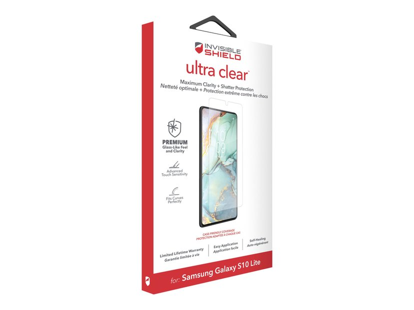 Zagg Invisibleshield Ultra Clear Samsung Galaxy S10 Lite
