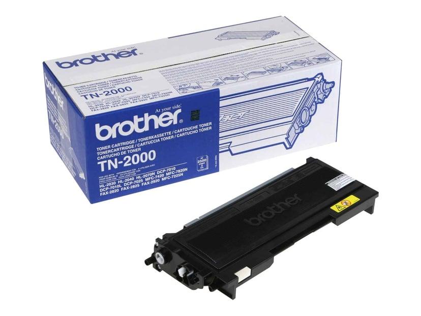 Brother Toner Svart - HL 2030/2040/2070N