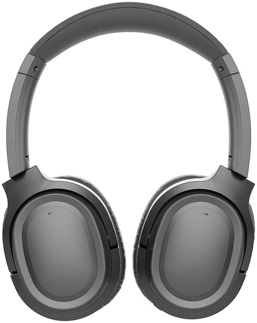 Kitsound Engage 2 Anc Over-Ear Bt Black