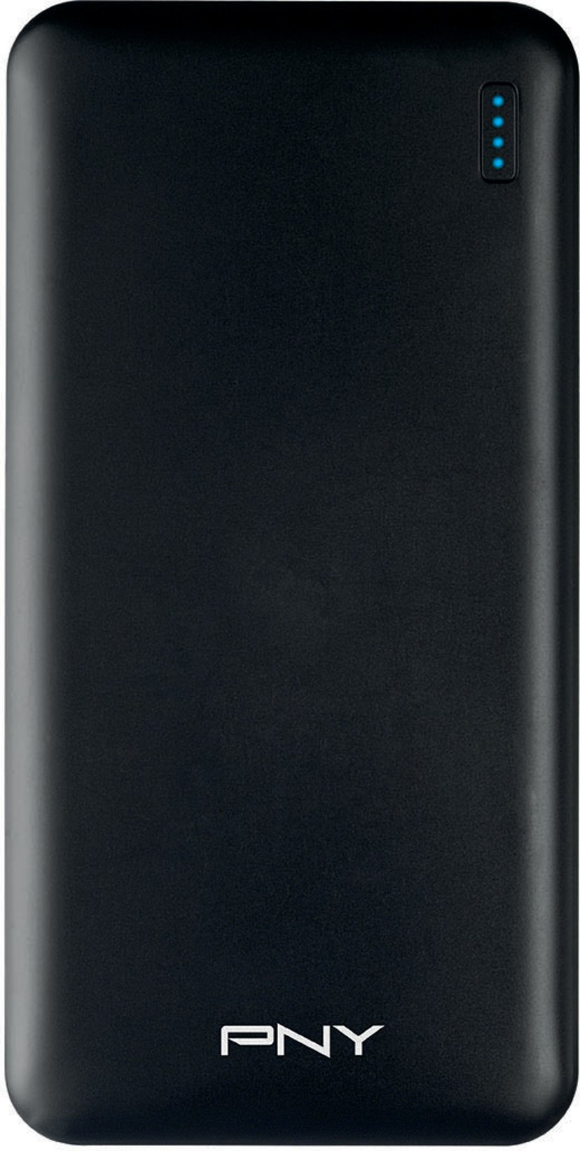 PNY Powerbank Slim 20,000milliampere hour 3.4A Svart