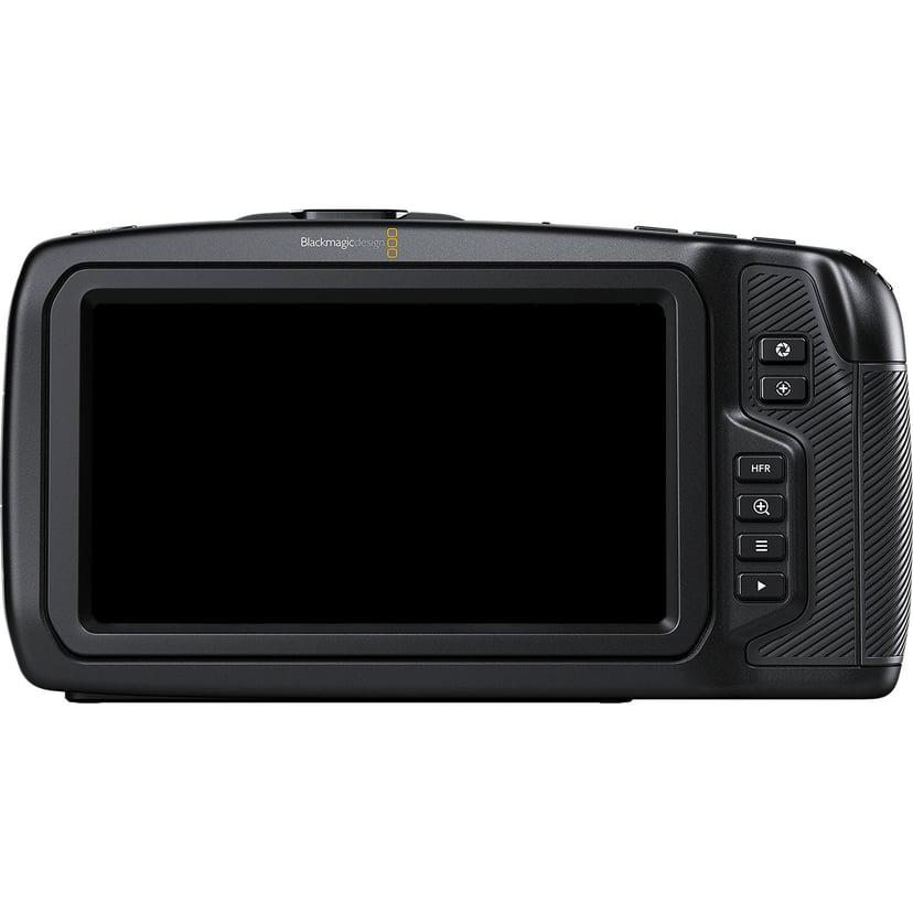 Blackmagic Design Pocket Cinema Camera 6K Svart