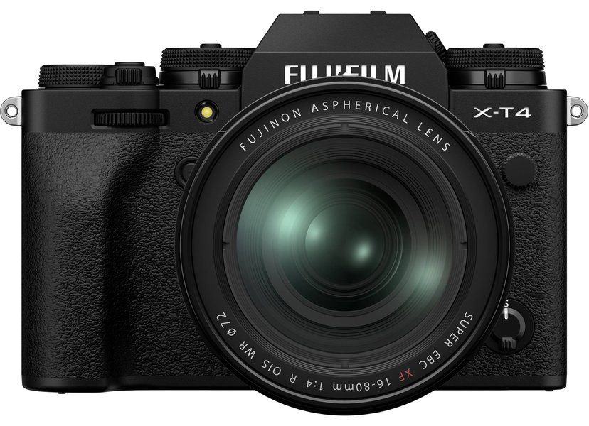 Fujifilm X-T4 + XF 16-80mm F/4 OIS WR