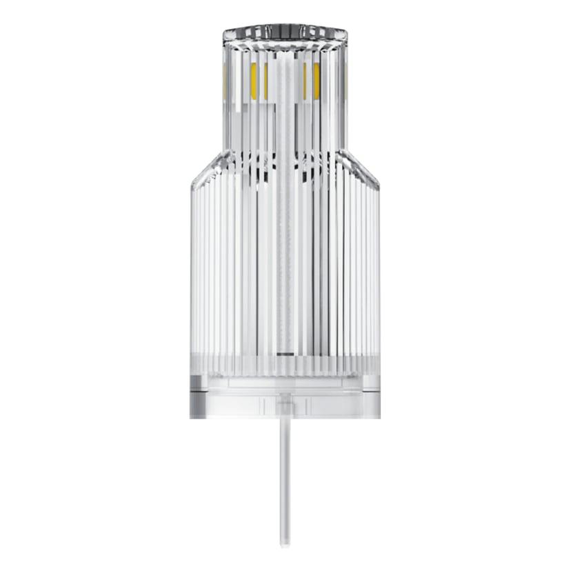 Osram LED Pin 0,9W/827 Klar G4