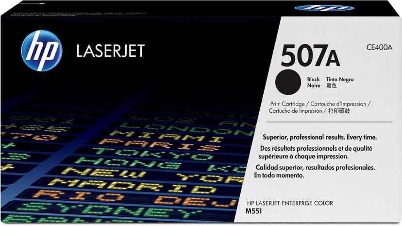 HP Toner Sort 507A 5.5K - CE400A