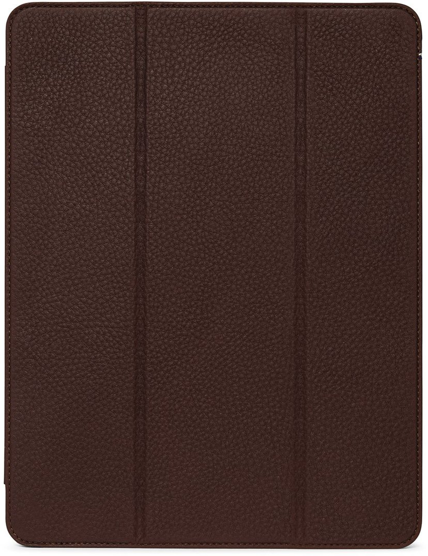 "Decoded Leather Slim Cover iPad Pro 12,9"" (3rd gen); iPad Pro 12,9"" (4th gen) Brun"