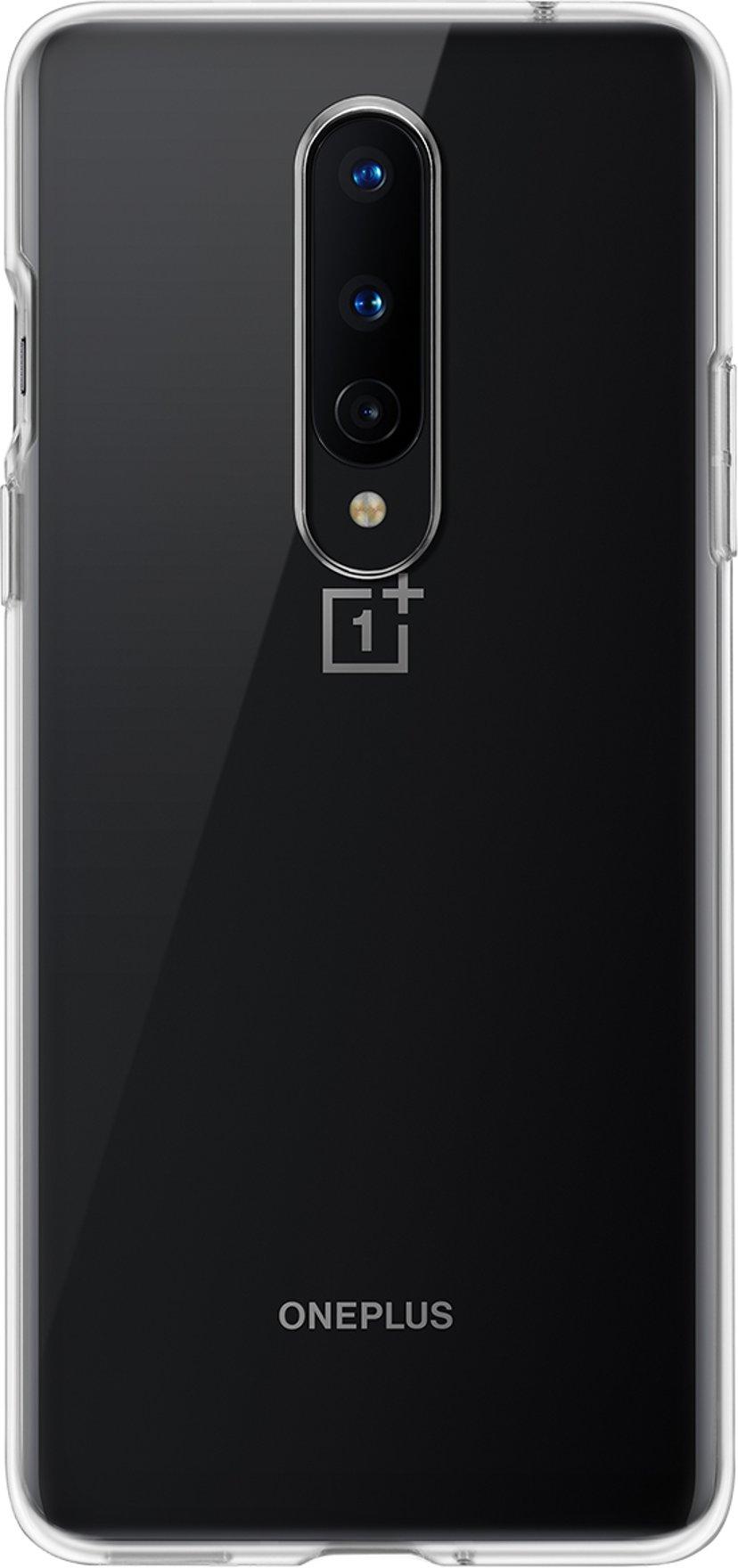 OnePlus Bumper Case OnePlus 8 Klar