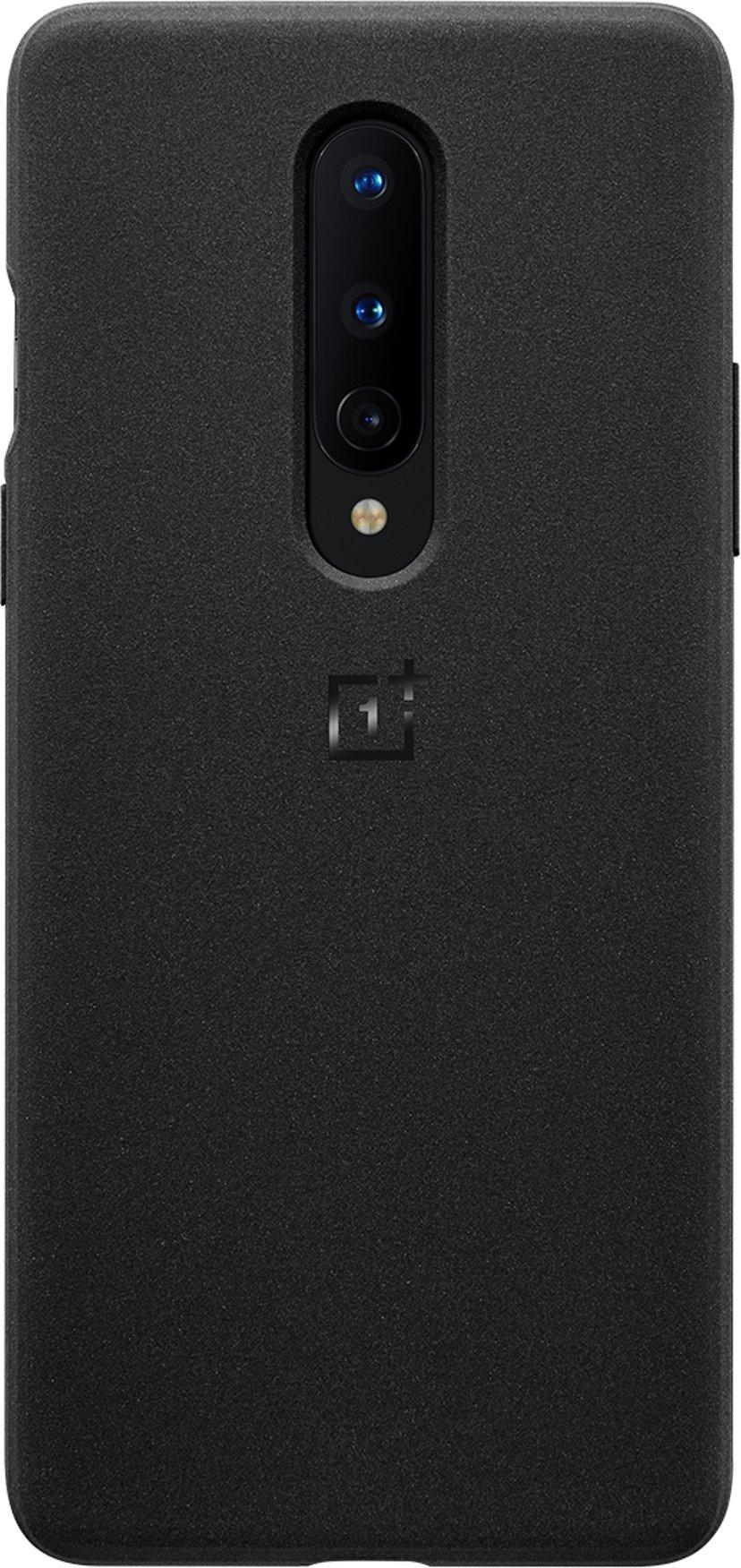 OnePlus Bumper Case OnePlus 8 Sandstenssvart