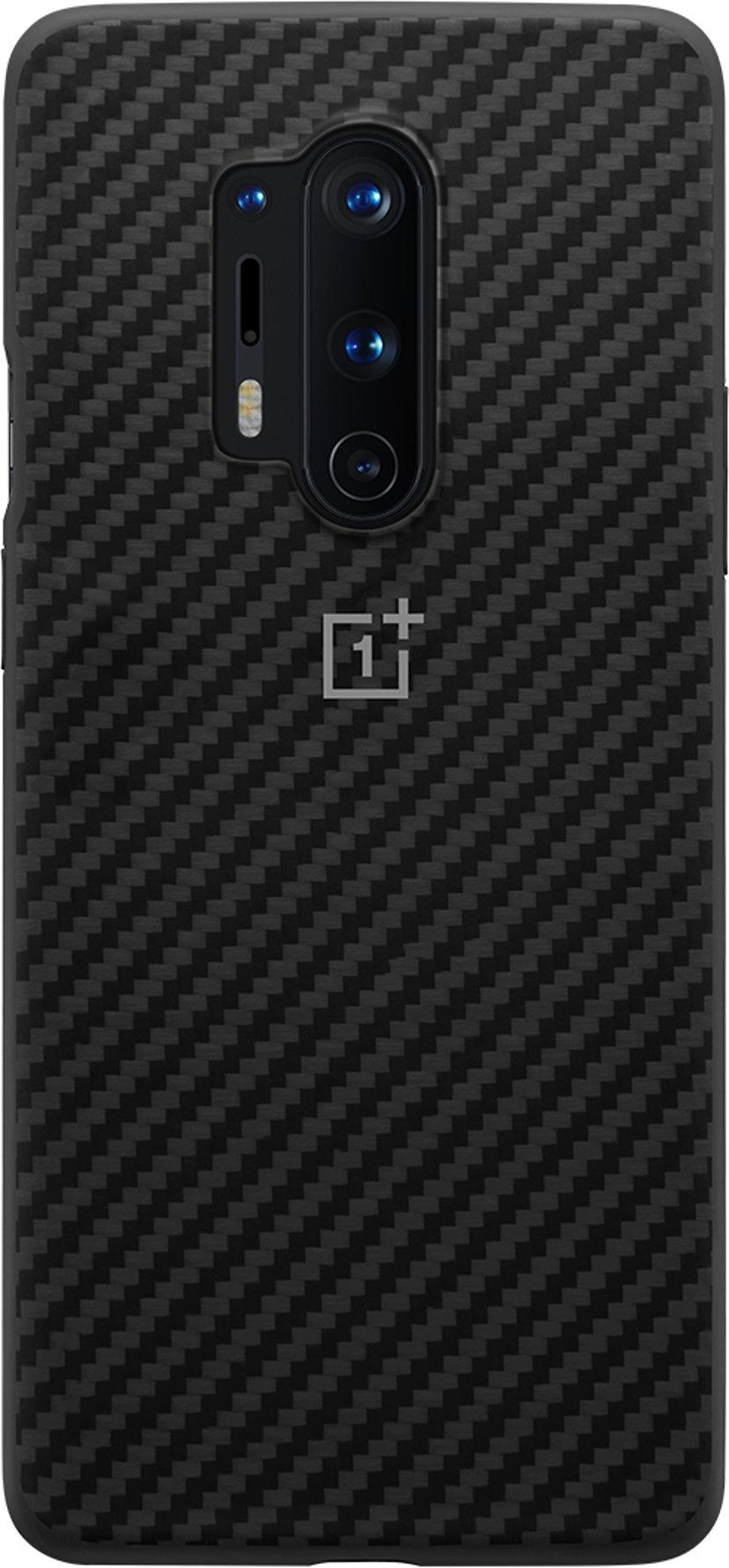 OnePlus Bumper Case OnePlus 8 Pro Karbon