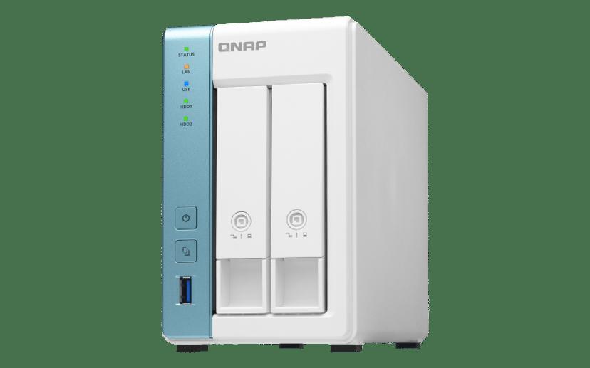QNAP TS-231K 0TB NAS-server