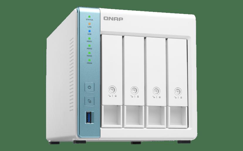 QNAP TS-431K 0TB NAS-server