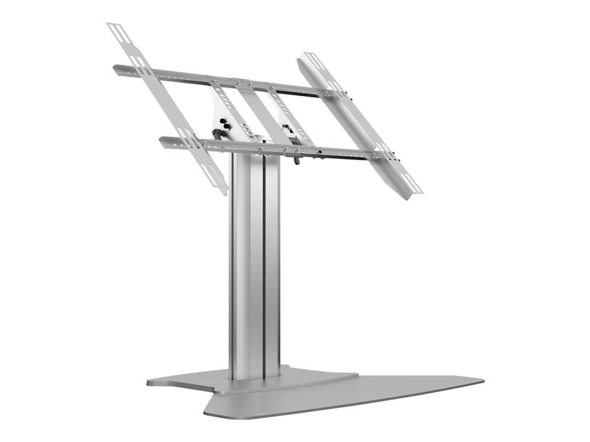 Multibrackets M Public Display Stand 80 HD Floorbase Single Silver