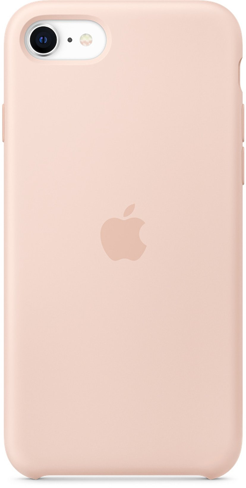 Apple Baksidedeksel for mobiltelefon iPhone 7, iPhone 8, iPhone SE (2020) Rosa sand